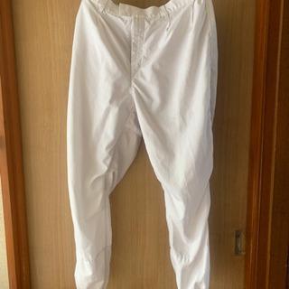 工場系作業服ズボン、3L