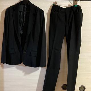 パンツスーツ③ ブラック
