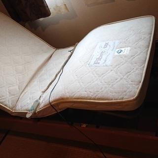 fibrelux 可動式ベッド 介護用