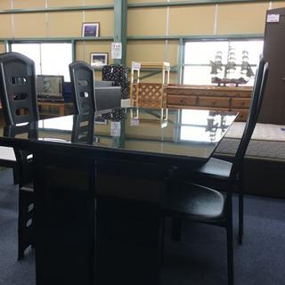 dc1390 大塚家具 4人掛けダイニングテーブルセット