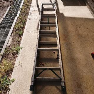 梯子 スライド式