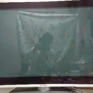 2006年製プラズマテレビ37型