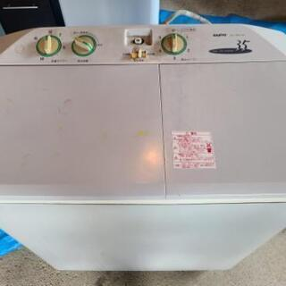 2層式洗濯機要りませんか?
