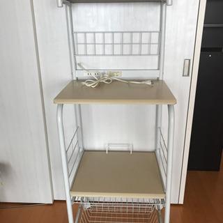キッチンワゴン レンジ台