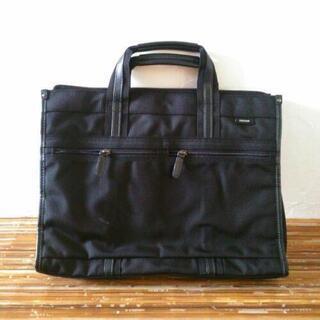 【chivas】トート型2wayビジネスバッグ