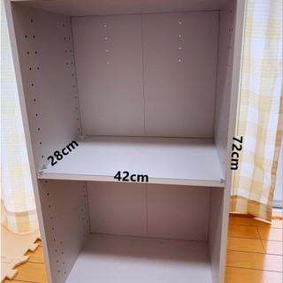簡単組立て Nクリック ボックス レギュラー2段