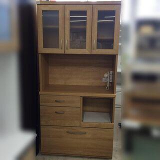 J522 ニトリ レンジボード 食器棚 コパン KOPAIN 9...