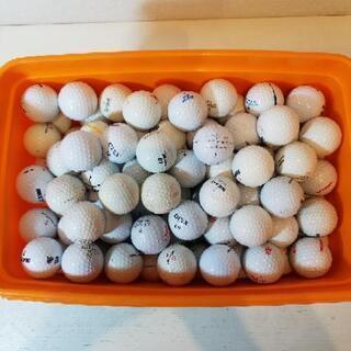 ゴルフボール メーカーいろいろ ロストボール 150球以上