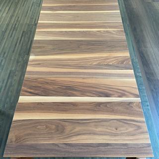 3段階 伸長式ローテーブル