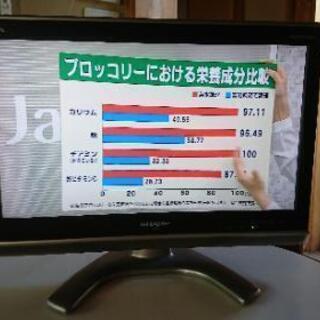 [配達無料][即日配達も可能?]液晶テレビ 20インチ S…