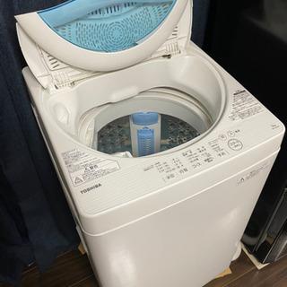 2017年製東芝洗濯機