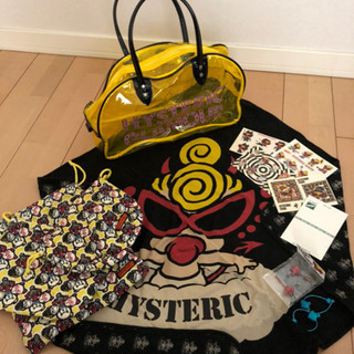 HISTERIC MINIグッズ