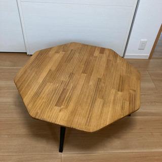 八角形テーブル 90センチ