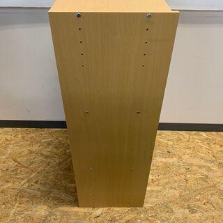 カラー ボックス 棚 収納 家具 インテリア キャビネット 3段 − 富山県