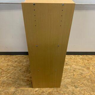 カラー ボックス 棚 収納 家具 インテリア キャビネット 3段 - 家具