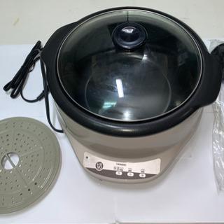 電気鍋 TWINBIRD 深型グリルなべ