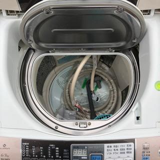 洗濯機 日立 6k 2013年製 プラス4000円〜配送可能! ☆その他色々出品しております! - 家電