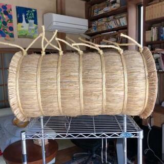 弓道用巻き藁