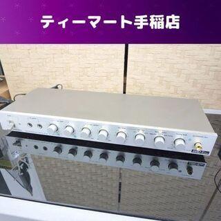 テクニクス マイクミキシングアンプ シンセサイザ SH-3…