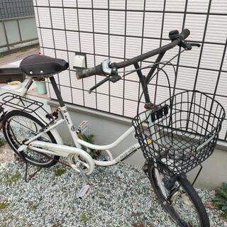 乗るには乗れる自転車