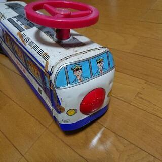 ブリキの新幹線「超特急ひかり」