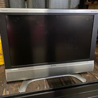 SHARP 液晶カラーテレビ LC-32AD5 2005年…