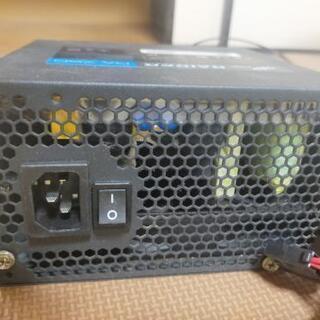 オウルテック FSP RA2-750 ATX電源 750W 80PLUS Silver RAIDER シリーズ - 家電