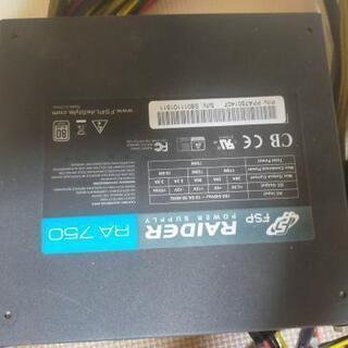 オウルテック FSP RA2-750 ATX電源 750W 80PLUS Silver RAIDER シリーズ - 大和市