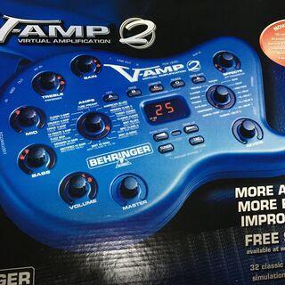 BEHRINGER V-AMP2 アンプシミュレータ