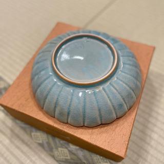陶芸家作の和皿 - 富山市