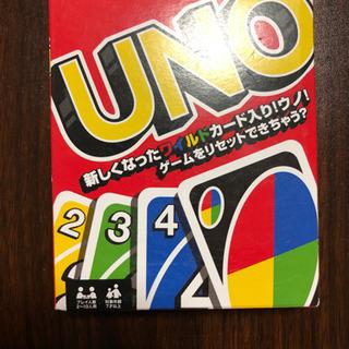 【ネット決済】UNO 未使用