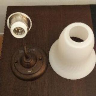 [新品未使用]ODELIC ブラケットライト 電球付き
