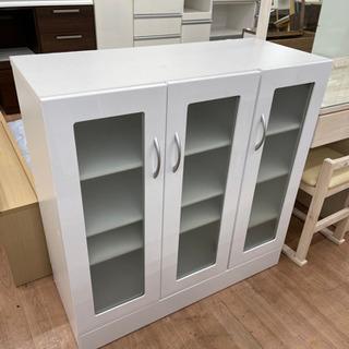 食器棚 キッチン収納 レンジボード🚚自社配送時💳代引き可🚚(現金...