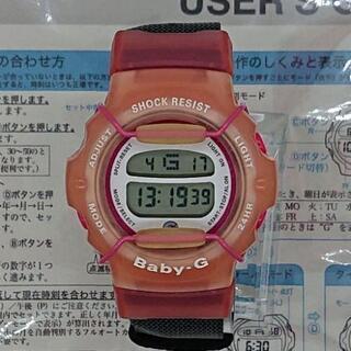 カシオ CASIO G-SHOCK Baby-G 取扱い説…