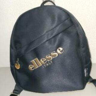 エレッセ リュック たて32×巾26㌢  ellesse バッグ