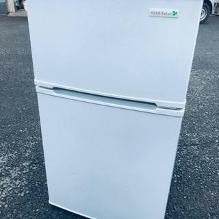 ♦️EJ429B YAMADA ノンフロン冷凍冷蔵庫 【2017年製】