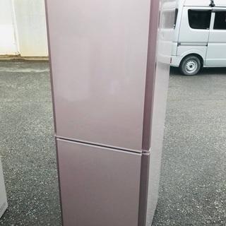 ♦️EJ432B 三菱ノンフロン冷凍冷蔵庫 【2014年製】