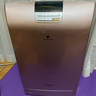 Panasonic ナノイー 空気清浄機 加湿器