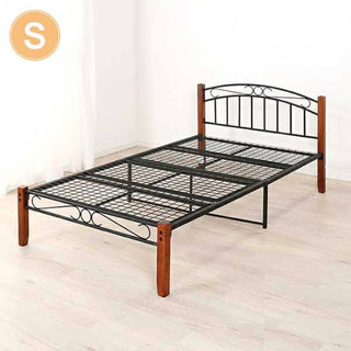【0円】シングルベッド