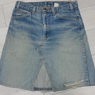 Levi's505 リメイクスカート