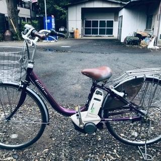♦️EJ411B  電動自転車