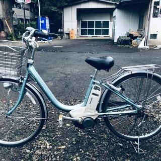 ♦️EJ412B  電動自転車