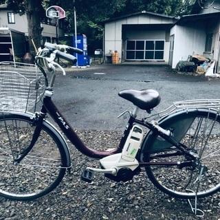♦️EJ413B 電動自転車
