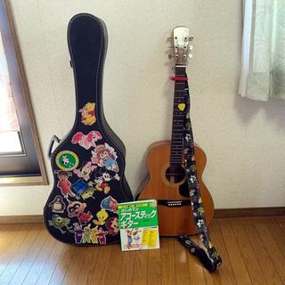 【ネット決済・配送可】【Morris】アコースティックギター 本...