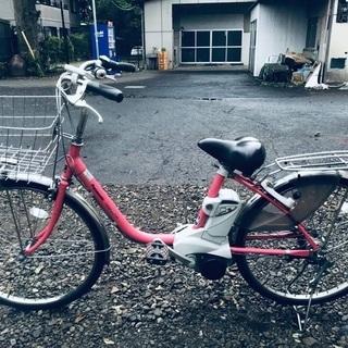 ♦️EJ415B   電動自転車