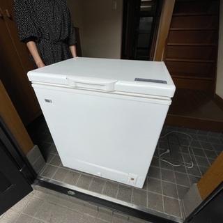 大容量 冷凍庫 145リットル