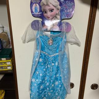 エルサのミュジカルドレス