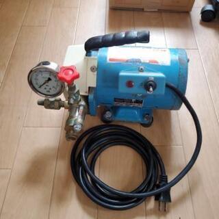 キョーワ ポンプ 高圧 エアコン洗浄機