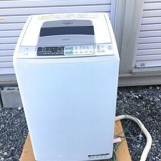 日立ビートウォッシュ  乾燥機付洗濯機7kg  2011年製