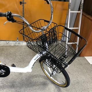 マルイシ ふらっかーず 安定感抜群自転車